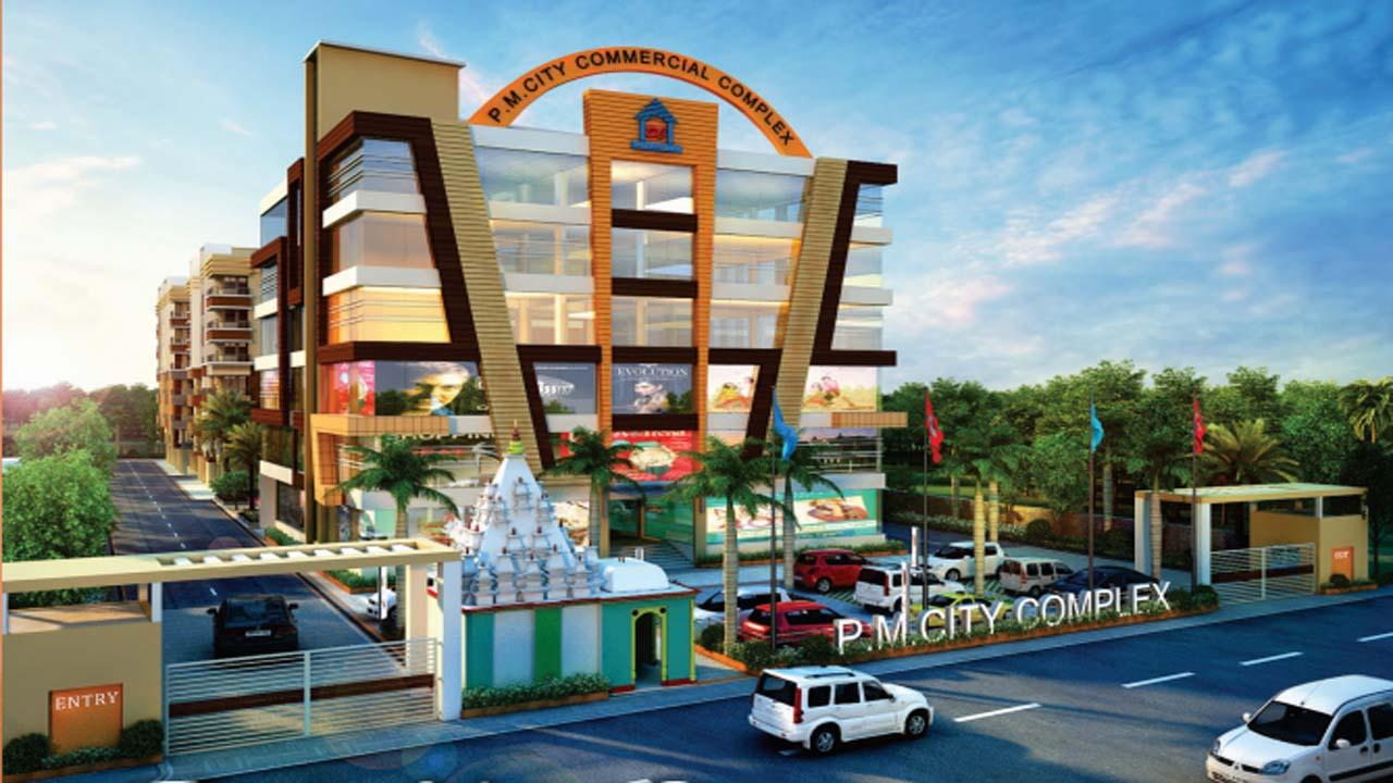 Disha PM City Commercial Shop
