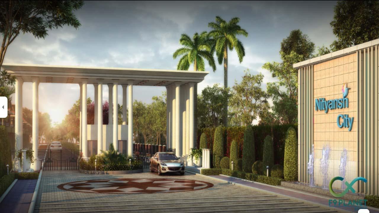 Nityansh City Project Details