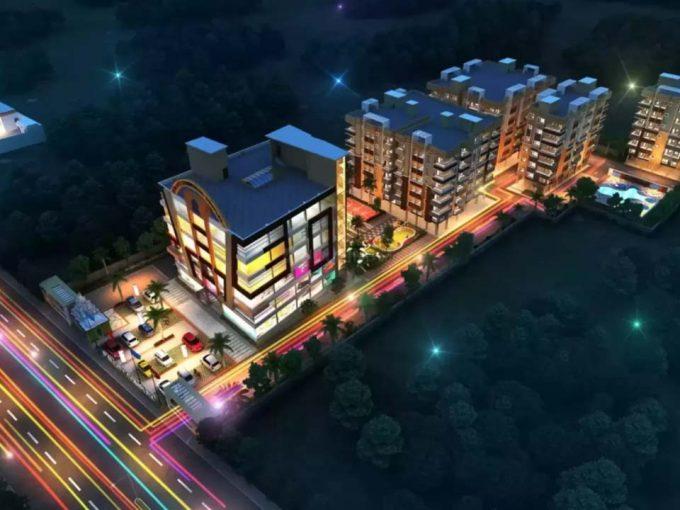 Disha PM City
