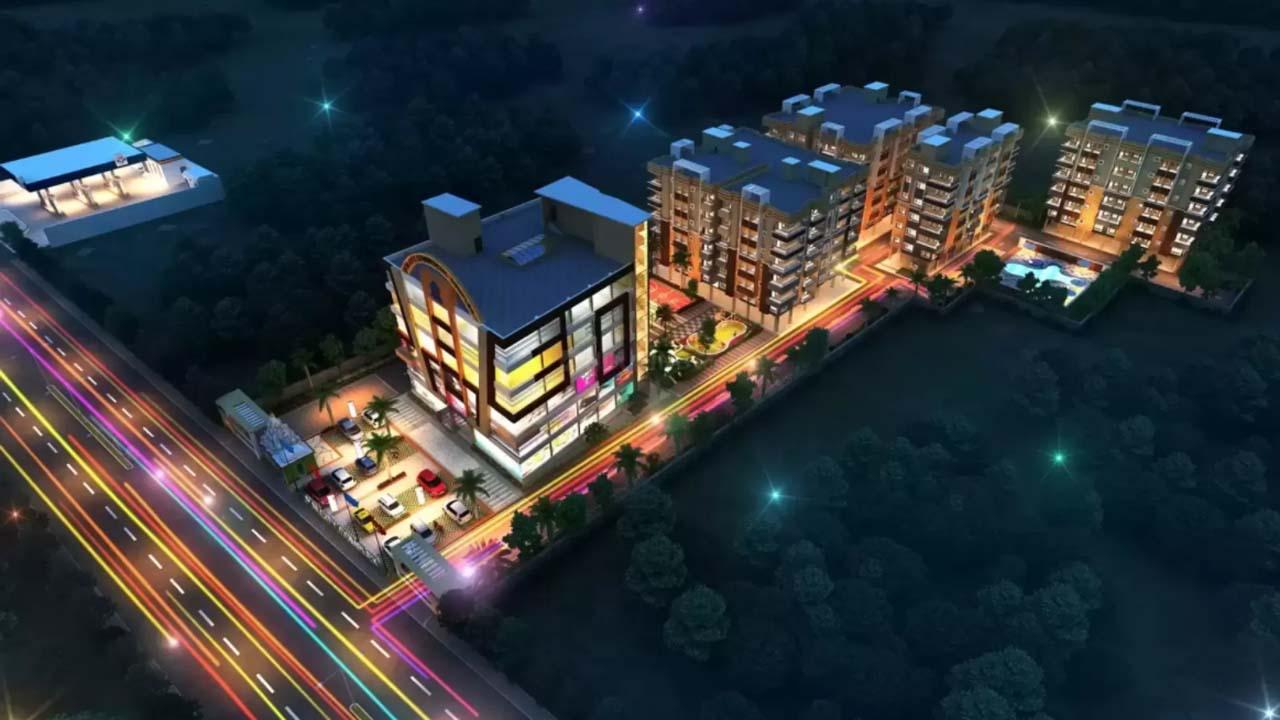 Disha PM City Project Details