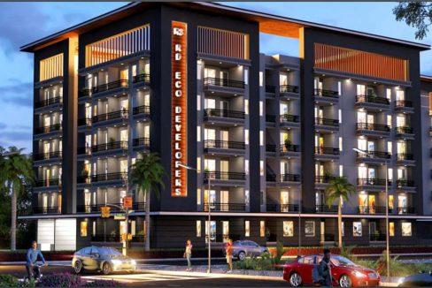 RD Ram Swaroop Apartment